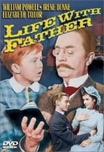 Life With Father (1947) afişi