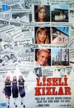 Liseli Kızlar (1977) afişi