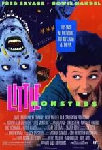 Little Monsters (1989) afişi