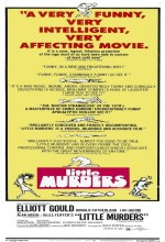 Little Murders (1971) afişi