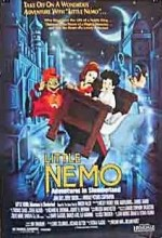Little Nemo: Adventures in Slumberland (1989) afişi