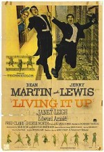 Living It Up (1954) afişi