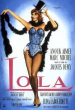 Lola (1961) afişi