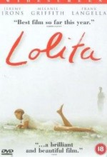 Lolita (1997) afişi