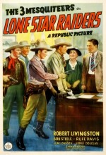 Lone Star Raiders (1940) afişi