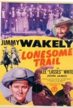 Lonesome Trail (1945) afişi