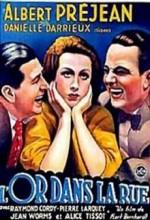 L'or Dans La Rue (1935) afişi
