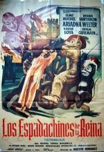 Los Espadachines De La Reina (1961) afişi