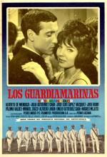 Los Guardiamarinas (1967) afişi