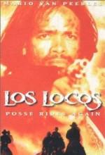 Los Locos (1997) afişi