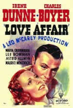 Love Affair (1939) afişi