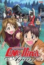 Love Hina Again (2002) afişi