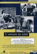 Love In The City (1953) afişi