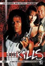 Love Kills (1998) afişi