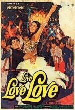 Love Love Love (1989) afişi