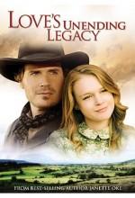 Love's Unending Legacy (2007) afişi
