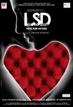 Lsd: Love, Sex Aur Dhokha (2010) afişi