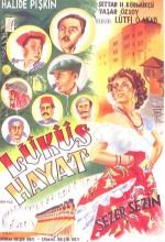 Lüküs Hayat (1950) afişi