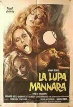 Lupa Mannara (1976) afişi