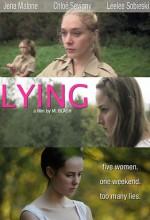 Lying (2006) afişi