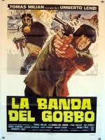 La Banda Del Gobbo (1978) afişi