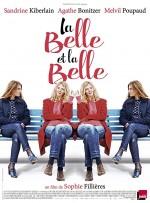La belle et la belle (2018) afişi