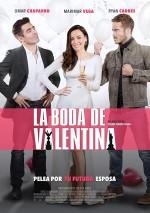 La Boda de Valentina (2018) afişi