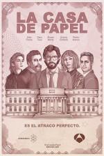 La Casa De Papel (2017) afişi