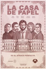La Casa de Papel Sezon 2 (2018) afişi
