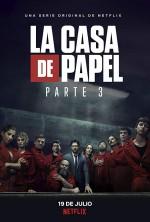 La Casa De Papel Sezon 3 (2019) afişi