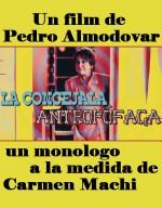 La Concejala Antropófaga (2009) afişi