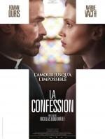 La confession (2016) afişi