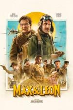 La folle histoire de Max et Léon (2016) afişi