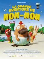 La grande aventure de Non-Non (2018) afişi