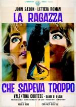 La Ragazza Che Sapeva Troppo (1963) afişi
