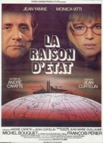La raison d'état (1978) afişi