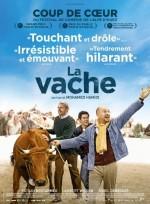 La Vache (2016) afişi