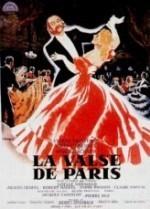 La valse de Paris  afişi