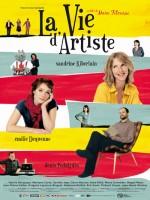 La vie d'artiste (2007) afişi