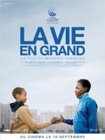 La vie en grand (2015) afişi