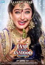 Laali Ki Shaadi Mein Laddoo Deewana  (2017) afişi