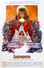 Labirent (1986) afişi
