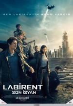Labirent: Son İsyan (2018) afişi