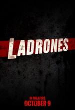 Ladrones (2015) afişi