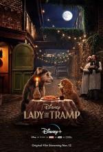 Lady and the Tramp (2019) afişi