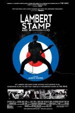 Lambert & Stamp (2014) afişi