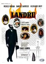 Landru (1963) afişi