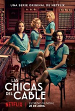 Cable Girls Sezon 1 (2017) afişi