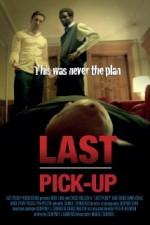 Last Pickup (2015) afişi