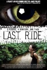 Last Ride (2011) afişi